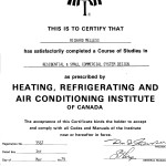 Heating Refridgerating and Air Conditioning Institute