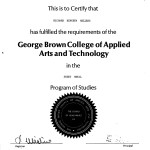George Brown College of Applied Arts and Technology